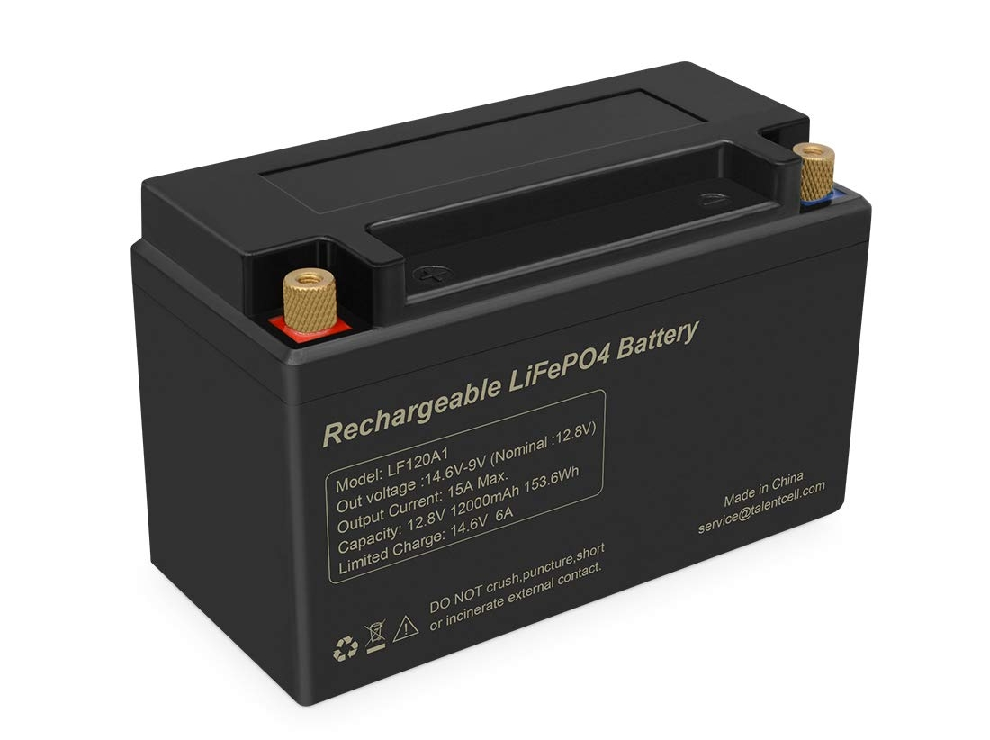 LiFePO4 battery KB9VBR
