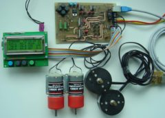 Antenna Control System for EME