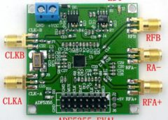 ADF5355 – Signal generator up to 13.6Ghz