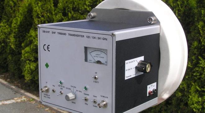 New IARU Region 1 record on 134 GHz – 65km