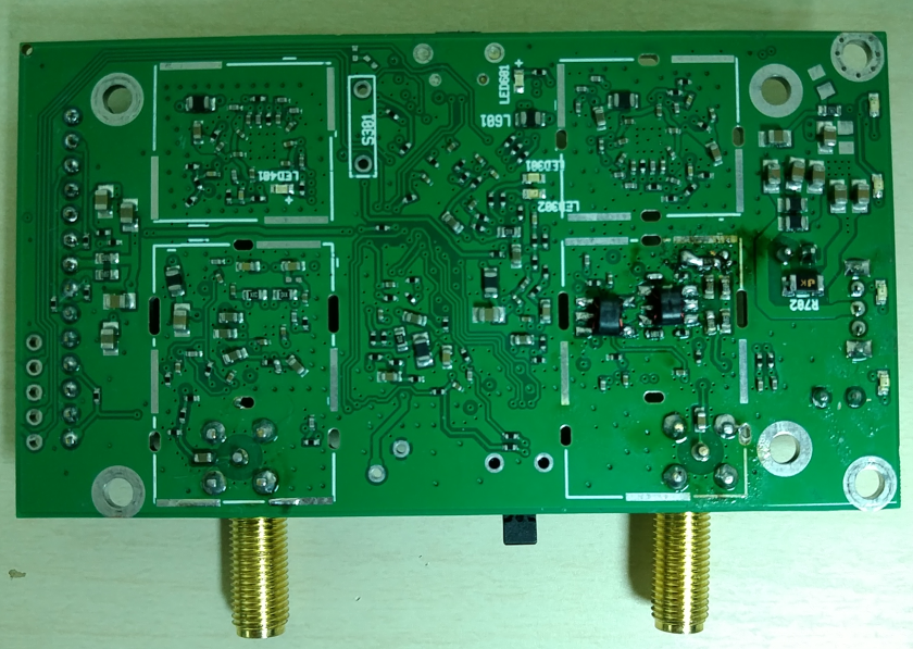 NanoVNA 2.0 PCB
