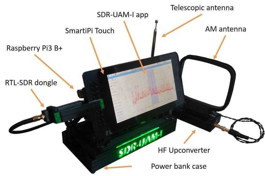 Nooelec sdr spectrum analyzer