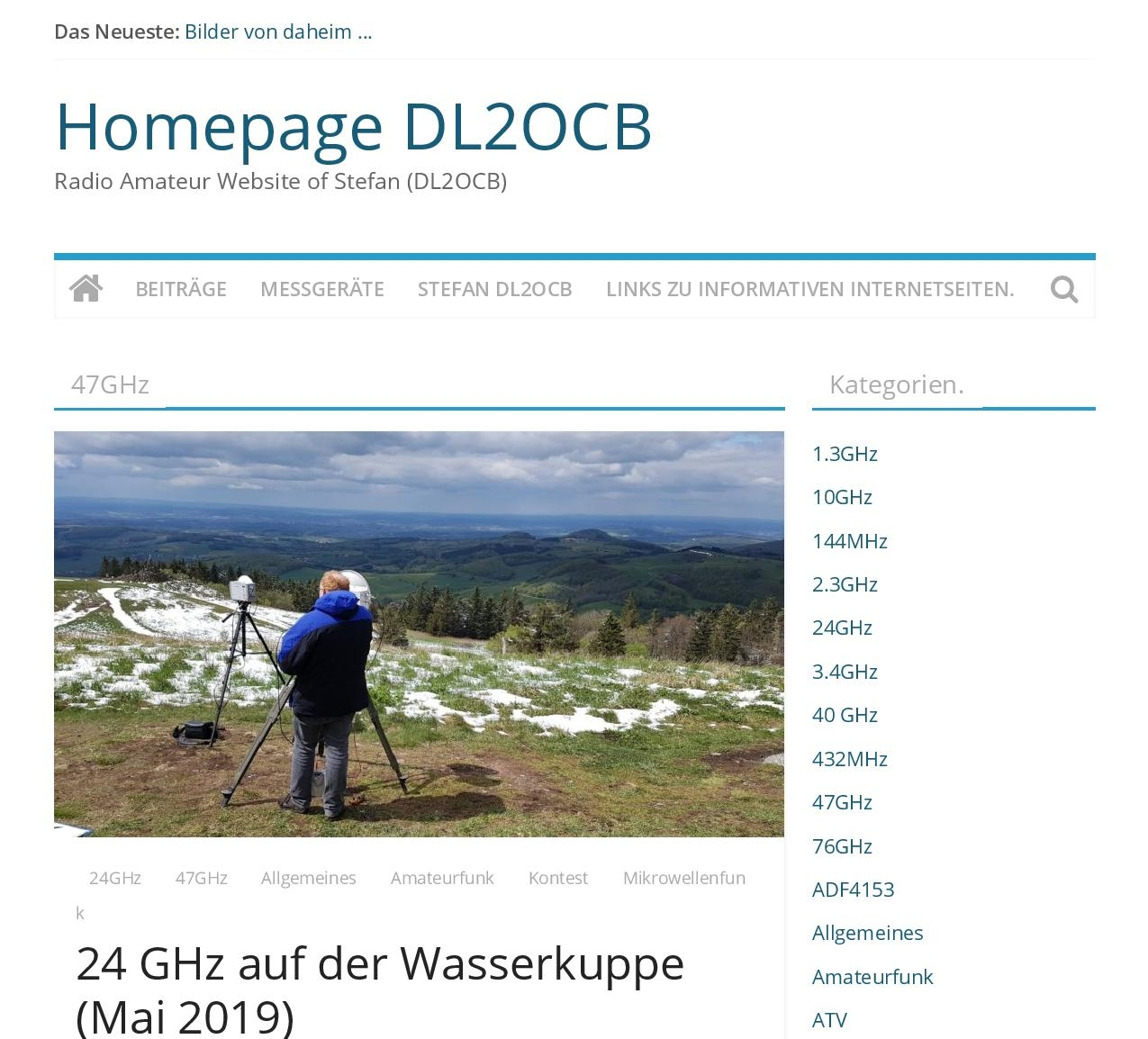 DL2OCB hamradio amateur radio