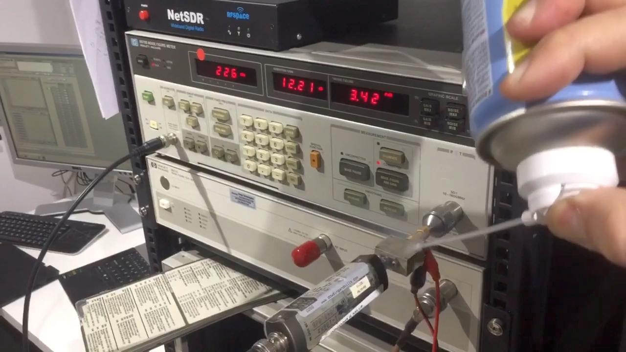 EB3FRN microwave meeting