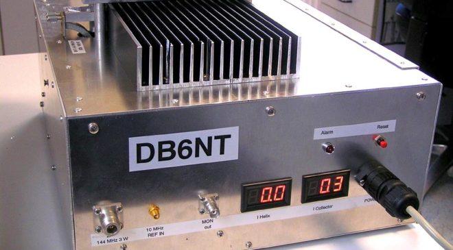 24 GHz EME Transverter by DB6NT