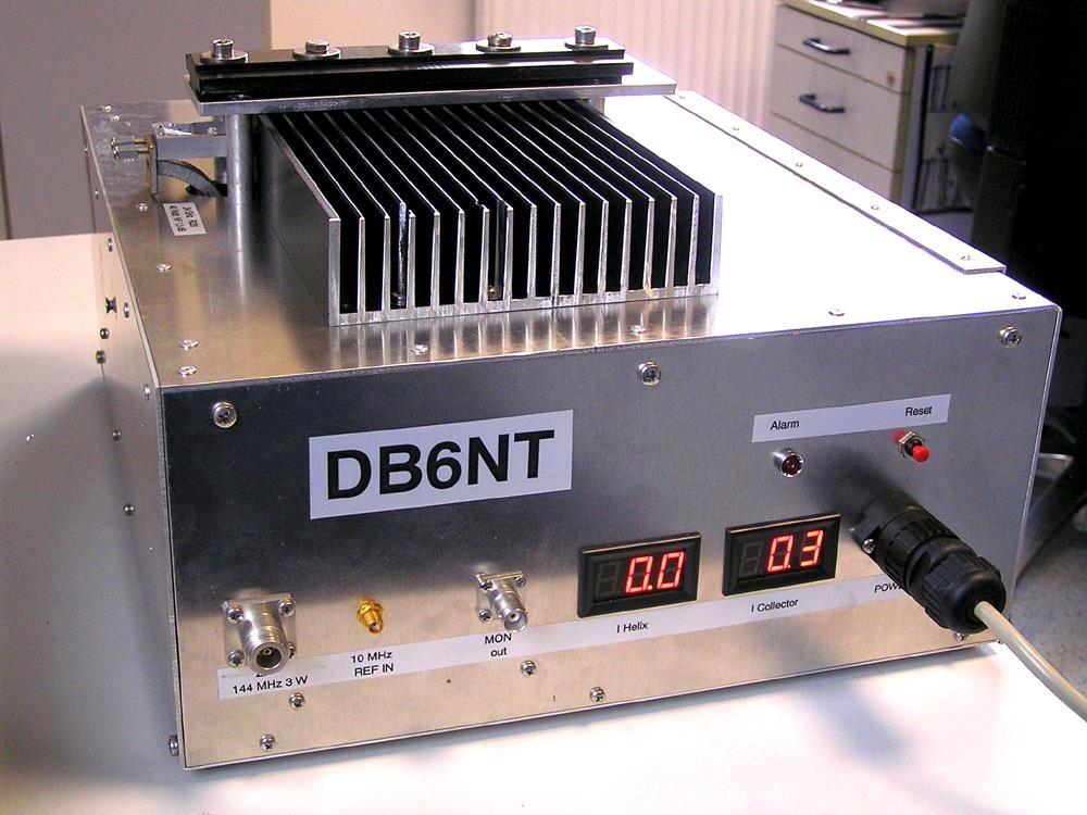 DB6NT EME 24 GHz