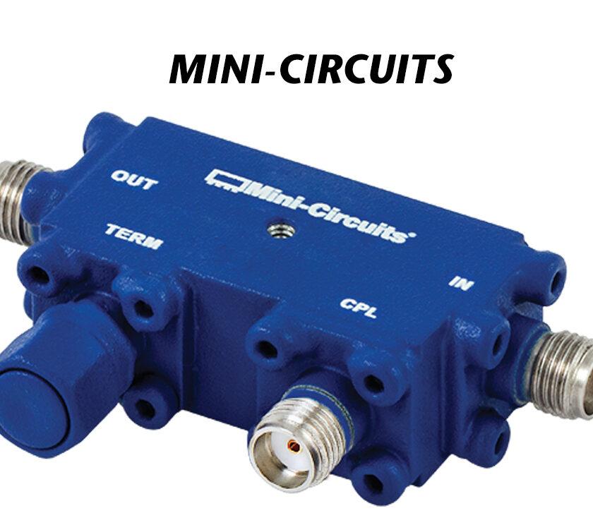 Mini Circuits directional coupler