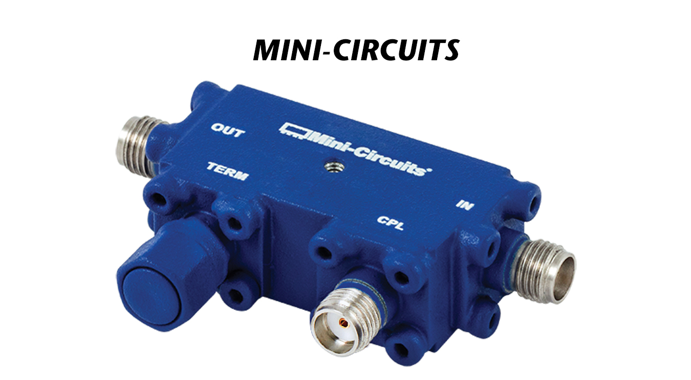 Mini Circuits directional coupler