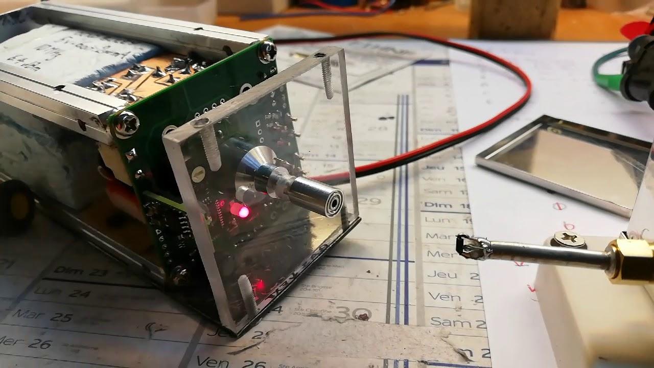 F5BLC 122GHz transverter