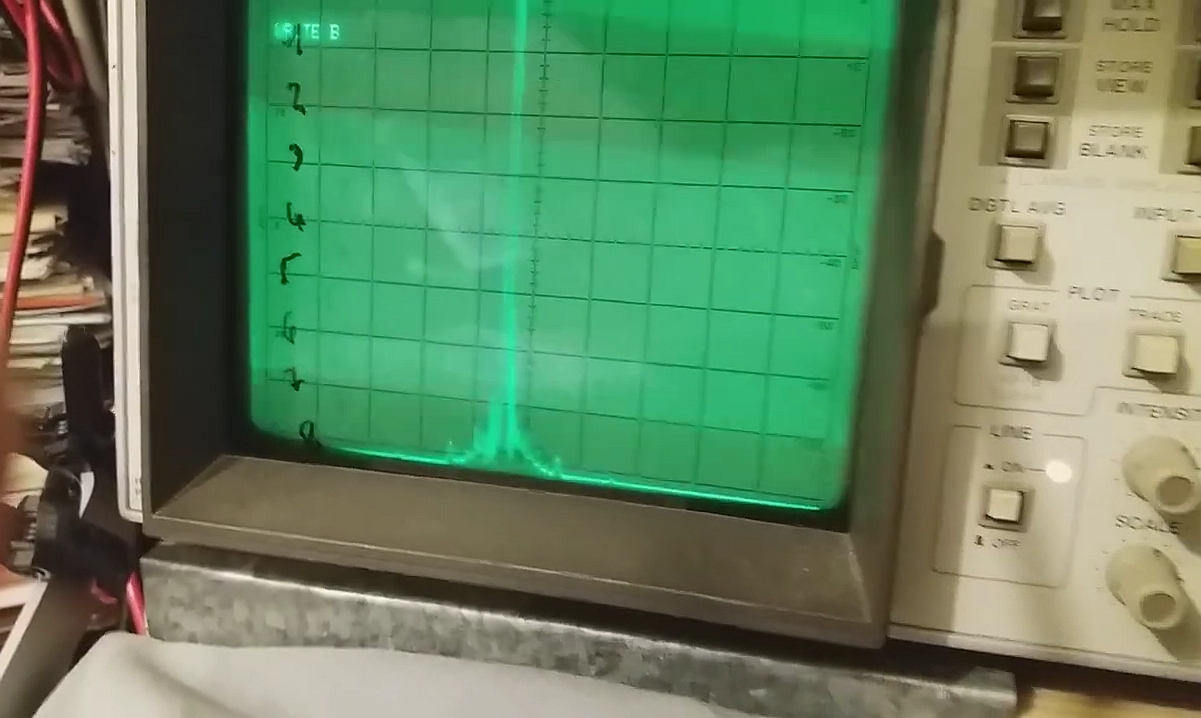 OK1FPC 122GHz microwave ghz