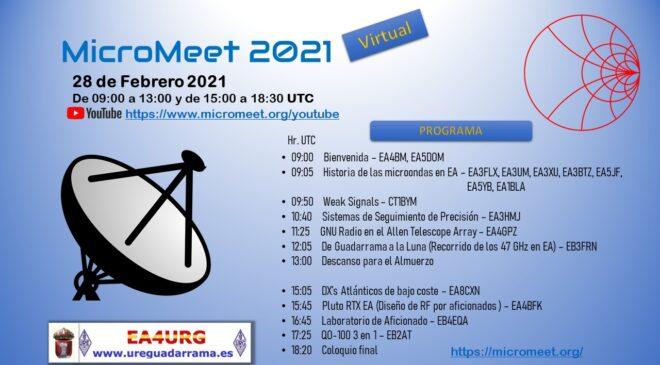MicroMeet 2021 virtual