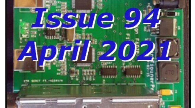 CQ-DATV Issue 94 – April 2021