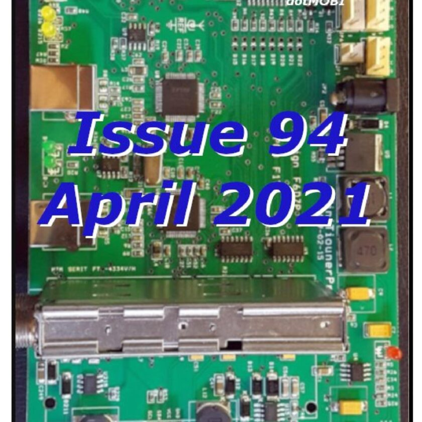 CQ DATV 94 April 2021